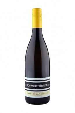 Weingut Die Schwertführerinnen Flaschenfoto - Chardonnay