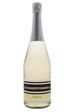 Weingut Die Schwertführer Flaschenfoto - Grazie