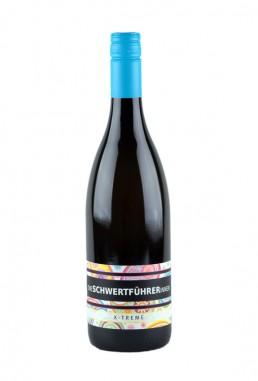 Weingut Die Schwertführerinnen Flaschenfoto - X- Treme