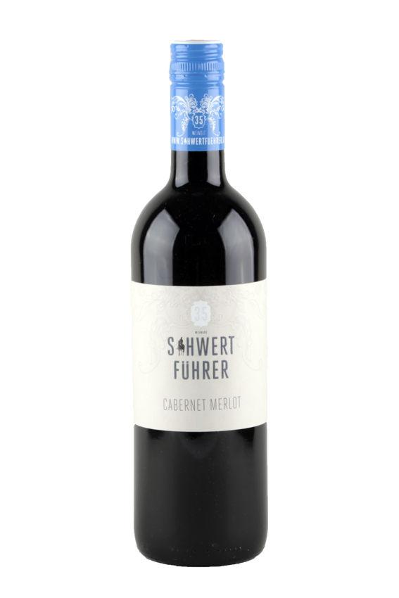 Weingut Schwertführer Flaschenfoto - Cabernet Merlot