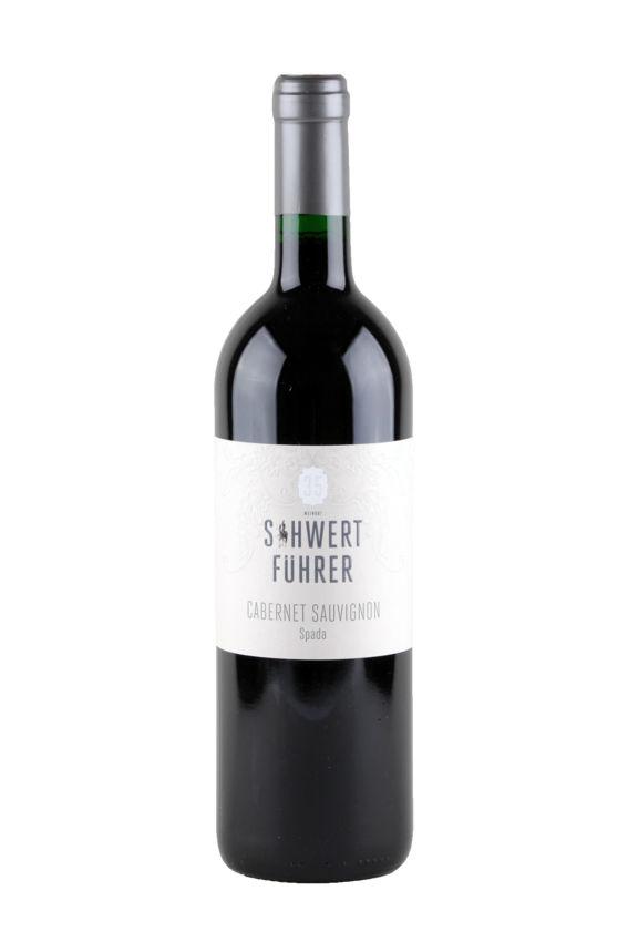 Weingut Schwertführer 35 Flaschenfoto - Cabernet Sauvignon Spada