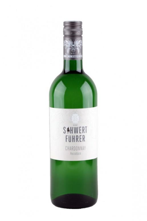 Weingut Schwertführer 35- Flaschenfoto Chardonnay Herzstück