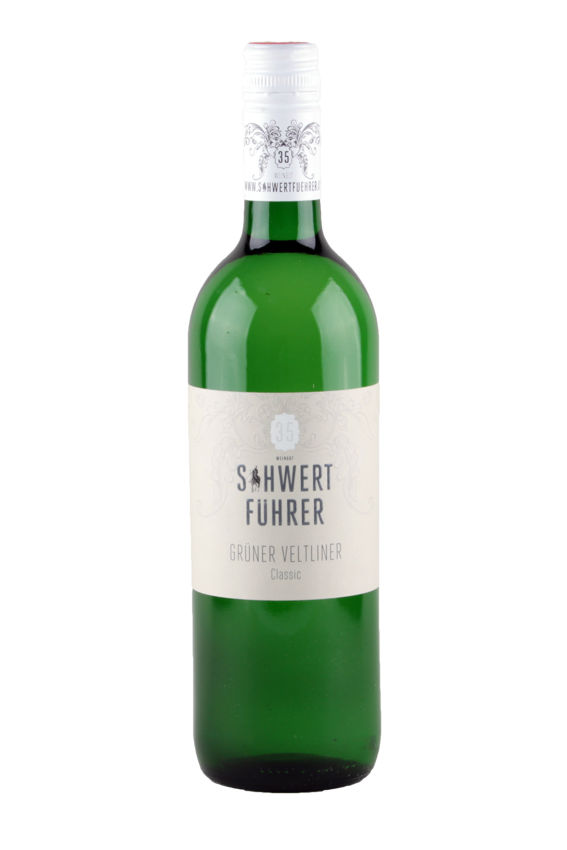 Weingut Schwertführer 35 - Flaschenfoto Grüner Veltliner Classic