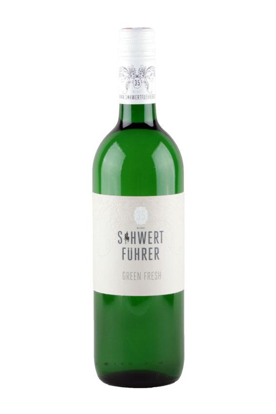 Weingut Schwertführer 35 - Flaschenfoto Green Fresh