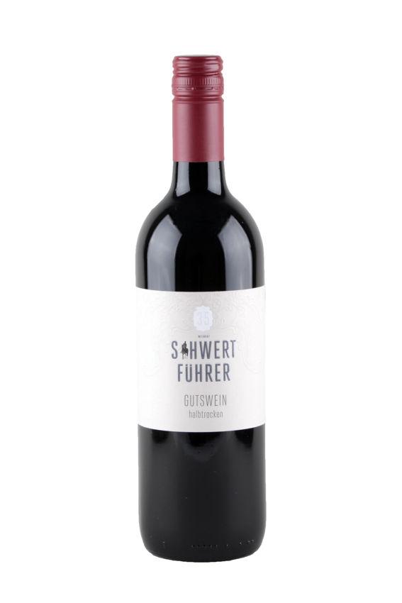 Weingut Schwertführer 35 - Flaschenfoto Gutswein