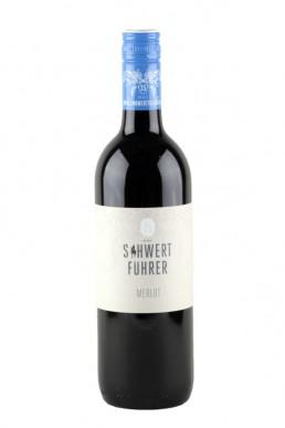 Weingut Schwertführer 35 - Flaschenfoto Merlot