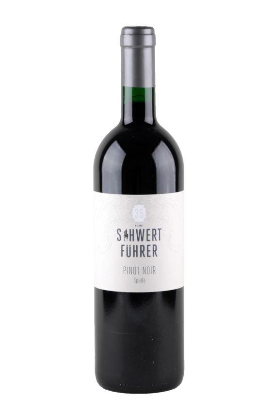 Weingut Schwertführer 35 - Flaschenfoto Pinot Noir Spada