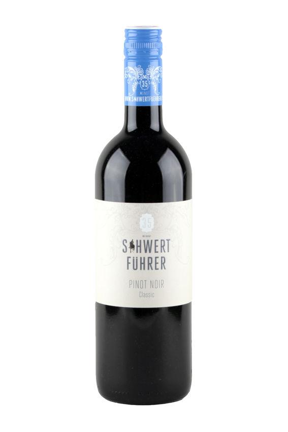 Weingut Schwertführer 35 - Flaschenfoto Pinot Noir