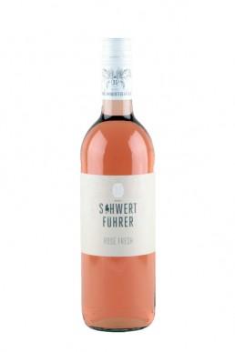 Weingut Schwertführer 35 - Flaschenfoto Rosé
