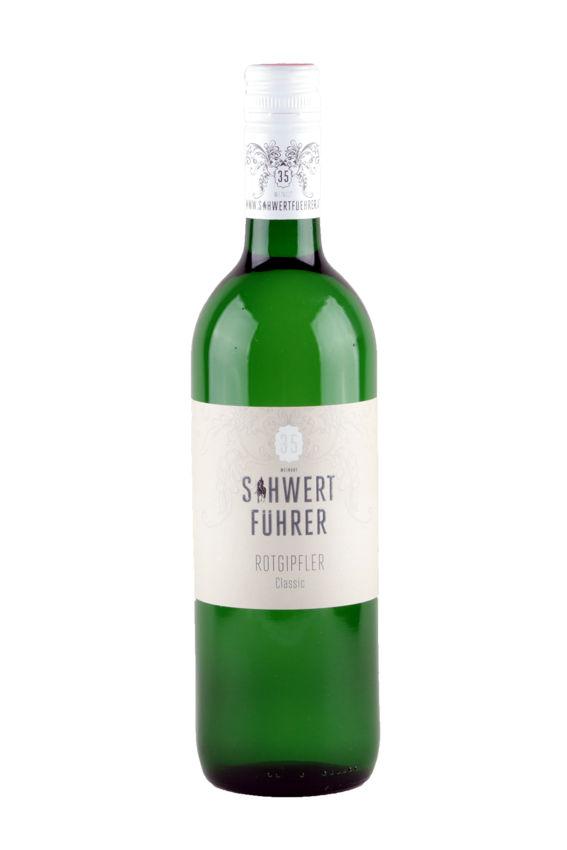 Weingut Schwertführer 35 - Flaschenfoto Rotgipfler Classic