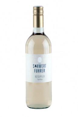 Weingut Schwertführer 35 - Flaschenfoto Rotgipfler Spätlese