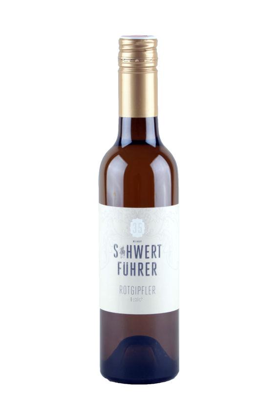 Weingut Schwertführer 35 Flaschenfoto - Rotgipfler lieblich