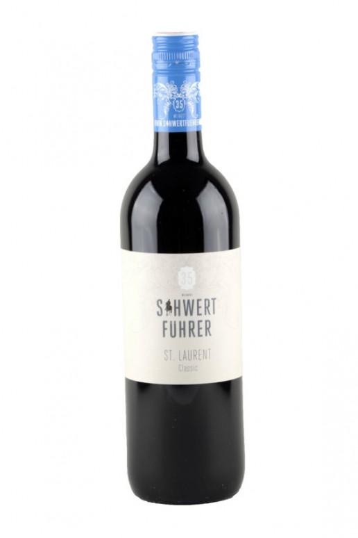 Weingut Schwertführer 35 - Flaschenfoto St. Laurent
