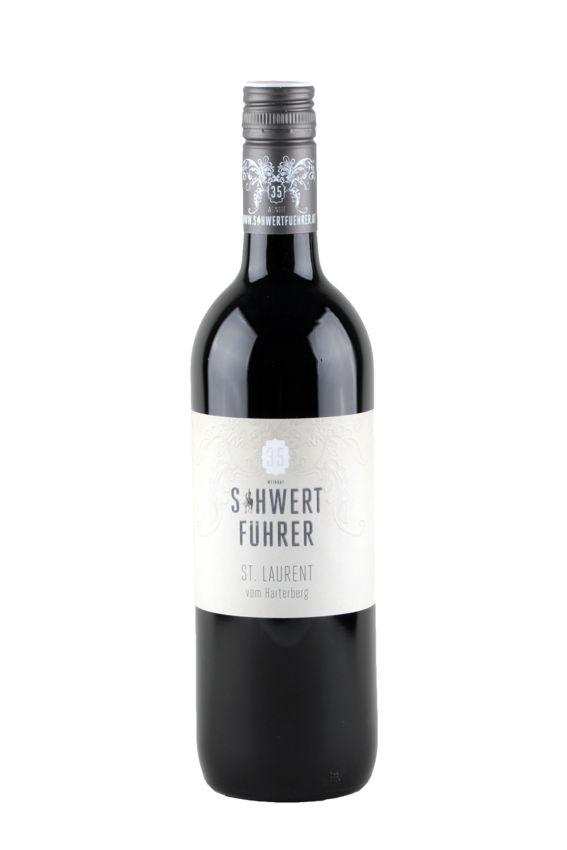 Weingut Schwertführer 35 - Flaschenfoto St. Laurent vom Harterberg
