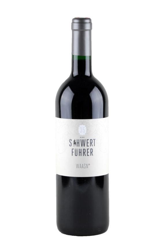 Weingut Schwertführer 35 - Flaschenfoto Waasn