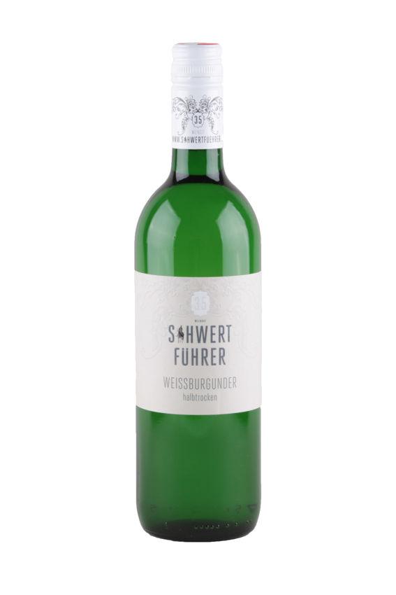 Flaschenfoto - Weingut Schwertführer - Weißburgunder