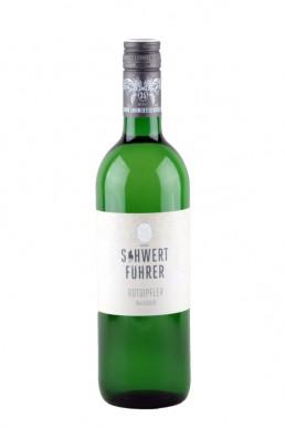 Weingut Schwertführer 35 - Flaschenfoto Rotgipfler Herzstück