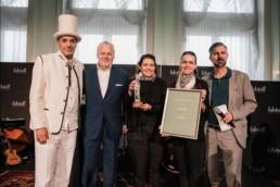 Sieger Falstaff Heurigenguide 2019